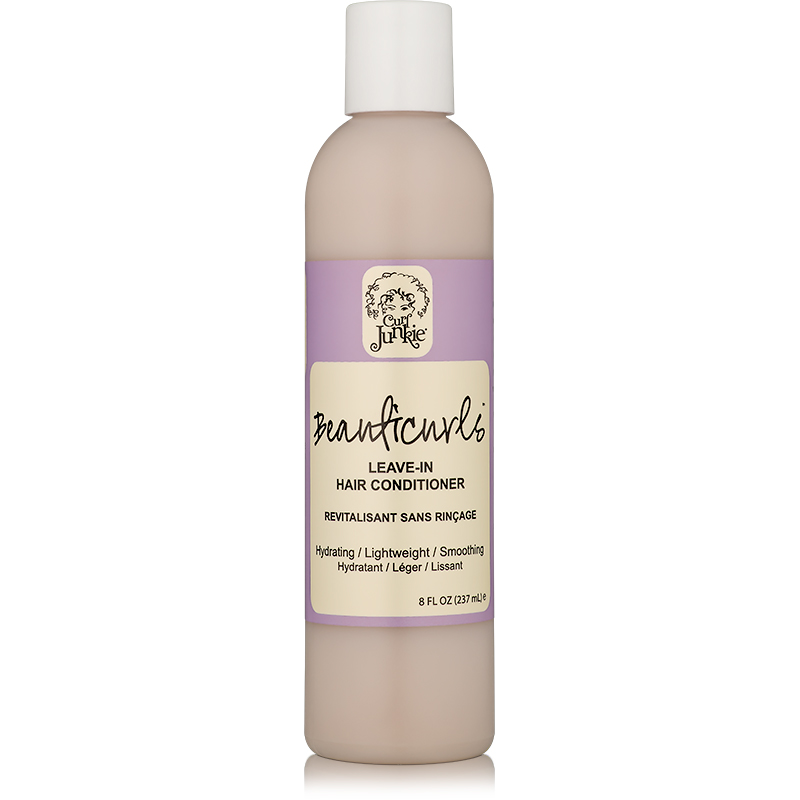 Michelle 3b: Curl Junkie BeautiCurls Leave-in Hair Conditioner