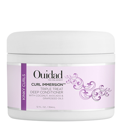 Bianca 3a: Ouidad Curl Immersion Triple Treat Deep Conditioner