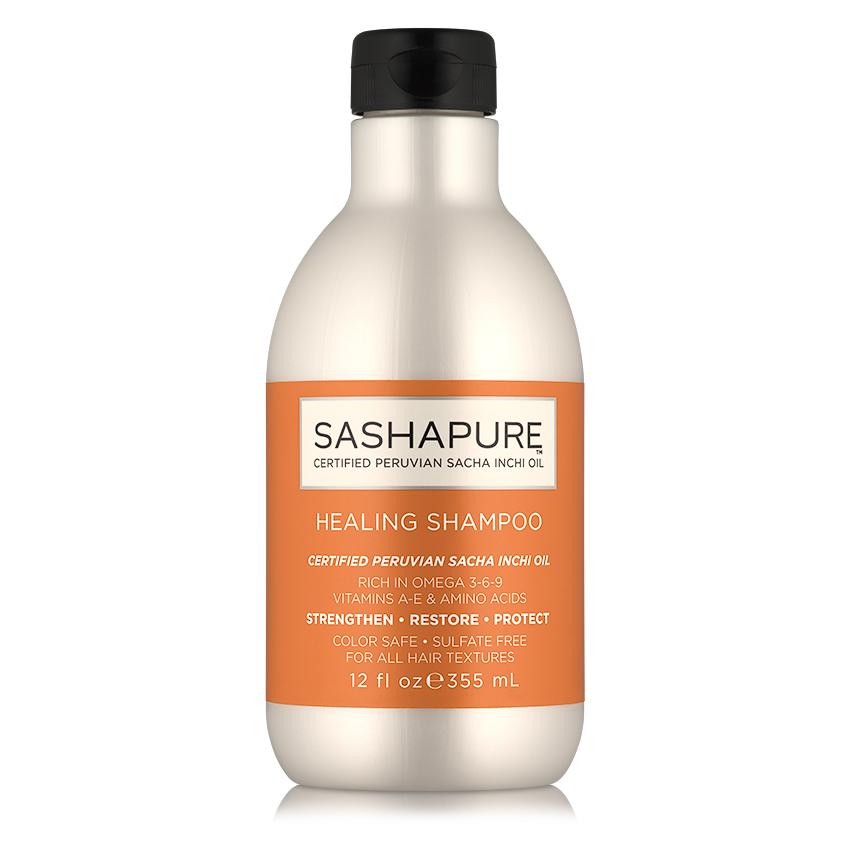 Shampoo: SASHAPURE Healing Shampoo