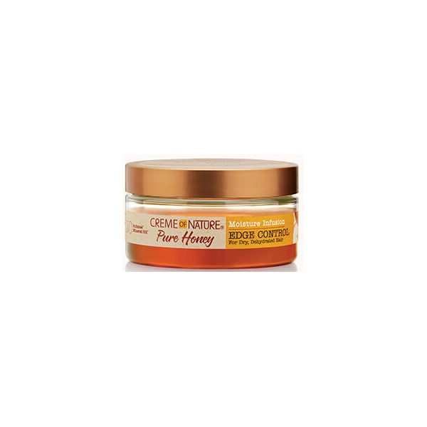 Keturah 3c: Creme of Nature Pure Honey Moisture Infusion Edge Control