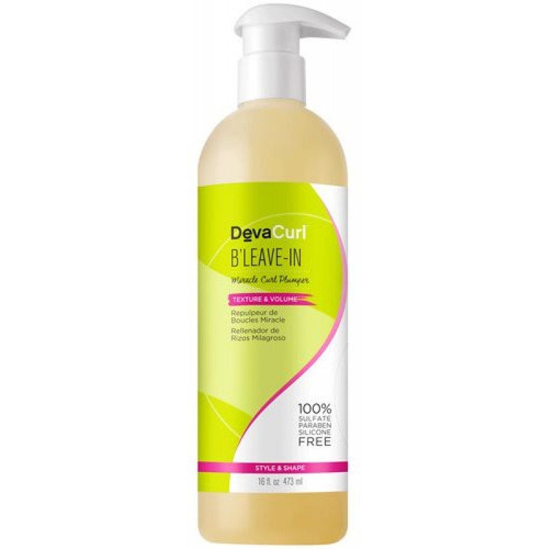 DevaCurl B'Leave In Curl Boost and Volumizer