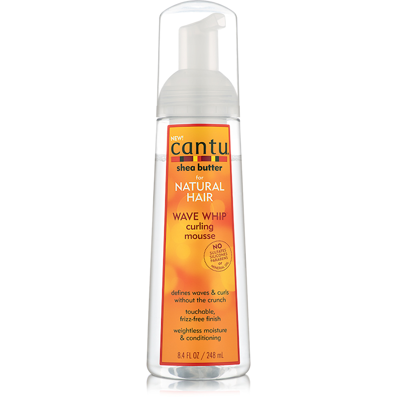 Jerly 2a: Cantu Wave Whip Curling Mousse