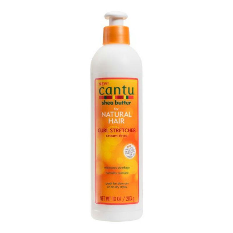 Keturah 3c: Cantu for Natural Hair Curl Stretcher Cream Rinse