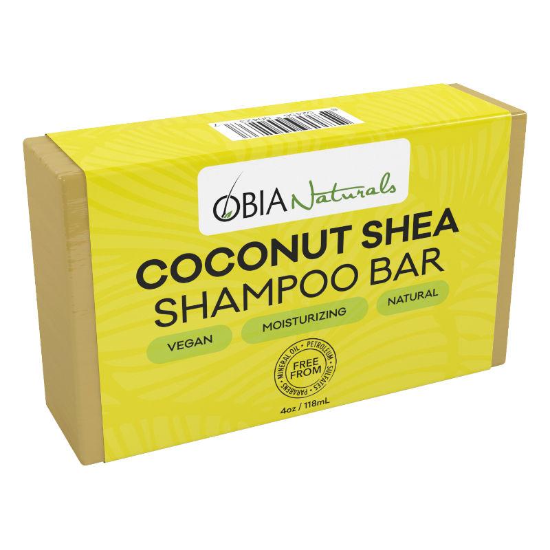 Michelle 3b: OBIA Naturals Coconut Shea Shampoo Bar