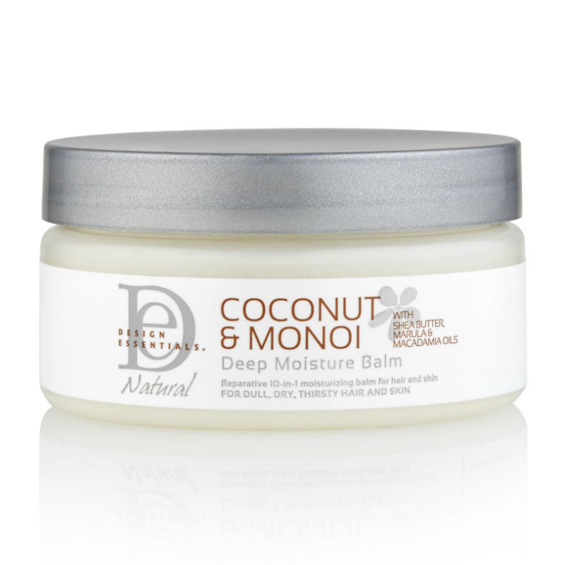 Gerilyn 4c: Design Essentials Coconut & Monoi Deep Moisture Balm