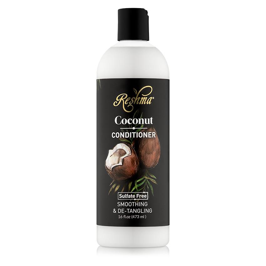 Daily Conditioner: Reshma Beauty Henna Coconut Smoothing Sulfate-Free Conditioner