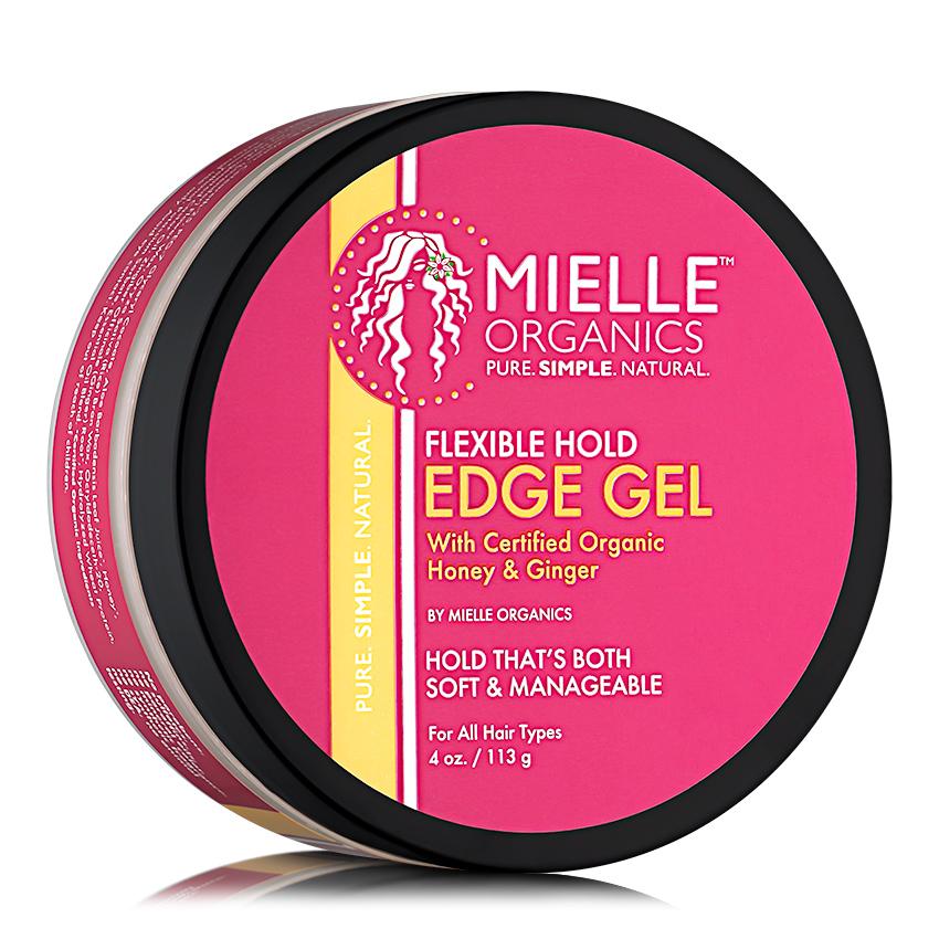 Michelle 3b: Mielle Organics Flexible Hold Edge Gel